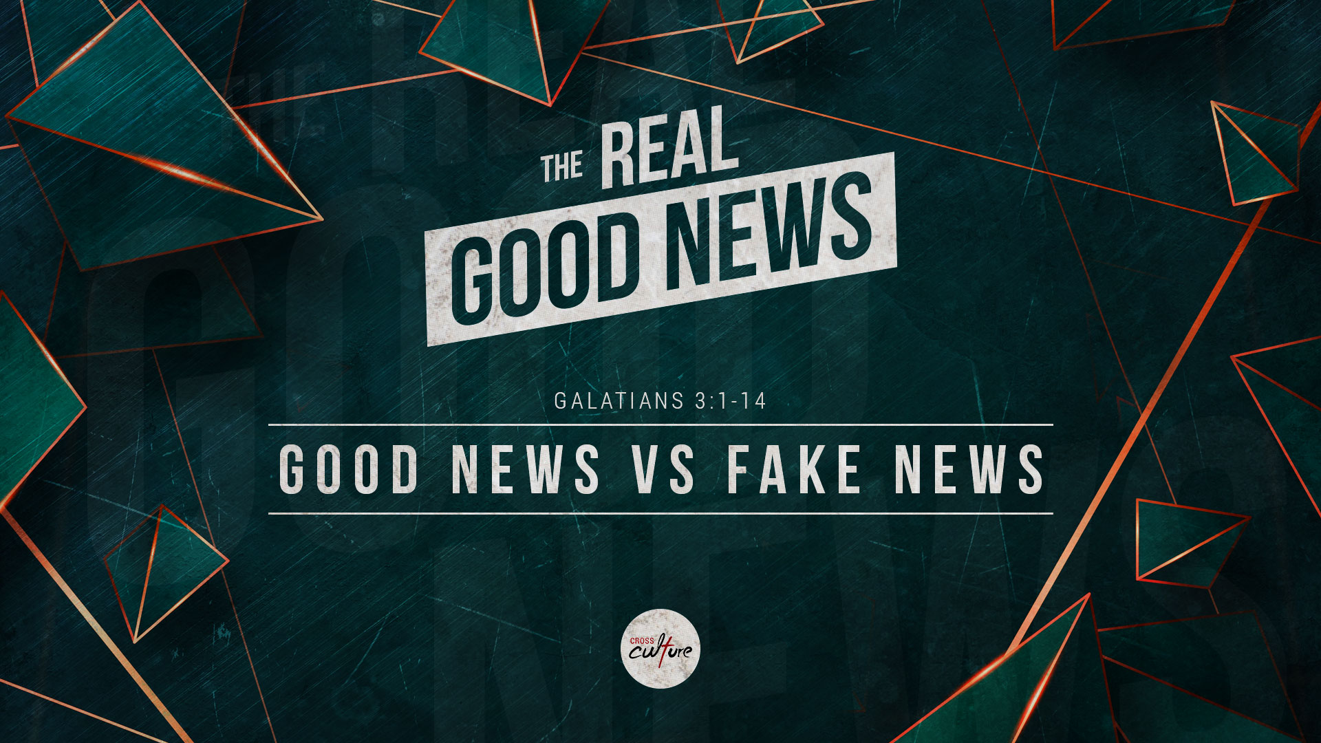 Good News vs Fake News